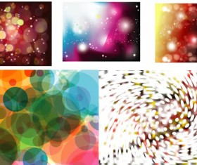 Shiny Abstract light background Vector Graphic