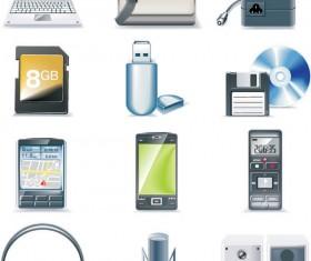 Digital device Icon vector