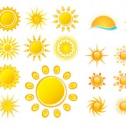 Link toUtility sun icon vector