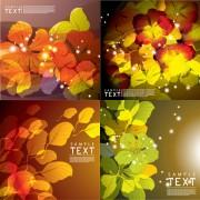 Link toDream flower background vector art