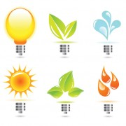 Link toCreative lighting icon vector