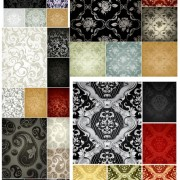 Link toDecorative pattern background vector