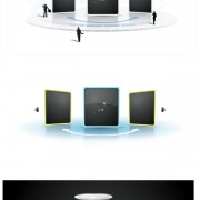 Link toSense of space video frame vector