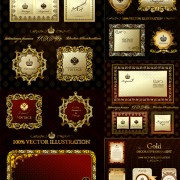 Link toClassical ornate frame vector