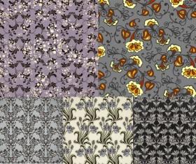 Decorative pattern background art