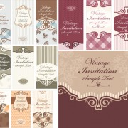 Link toDecorative pattern background vector graphic