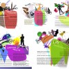 Background elements of fashion design elements