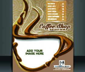 Business flyer and brochure cover design vector 13