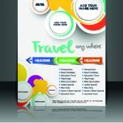 Link toBusiness flyer and brochure cover design vector 22