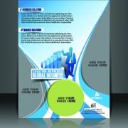 Link toBusiness flyer and brochure cover design vector 33