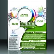 Link toBusiness flyer and brochure cover design vector 36