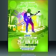 Link toBusiness flyer and brochure cover design vector 09