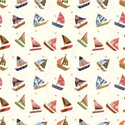 Link toDifferent nautical pattern vector set 04