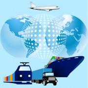 Link toWorld transport design vector 05