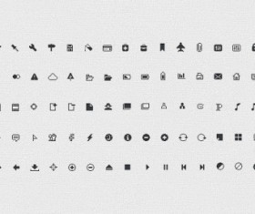 PSD Mini icons 01