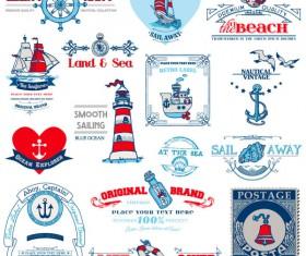 Navigation theme logos