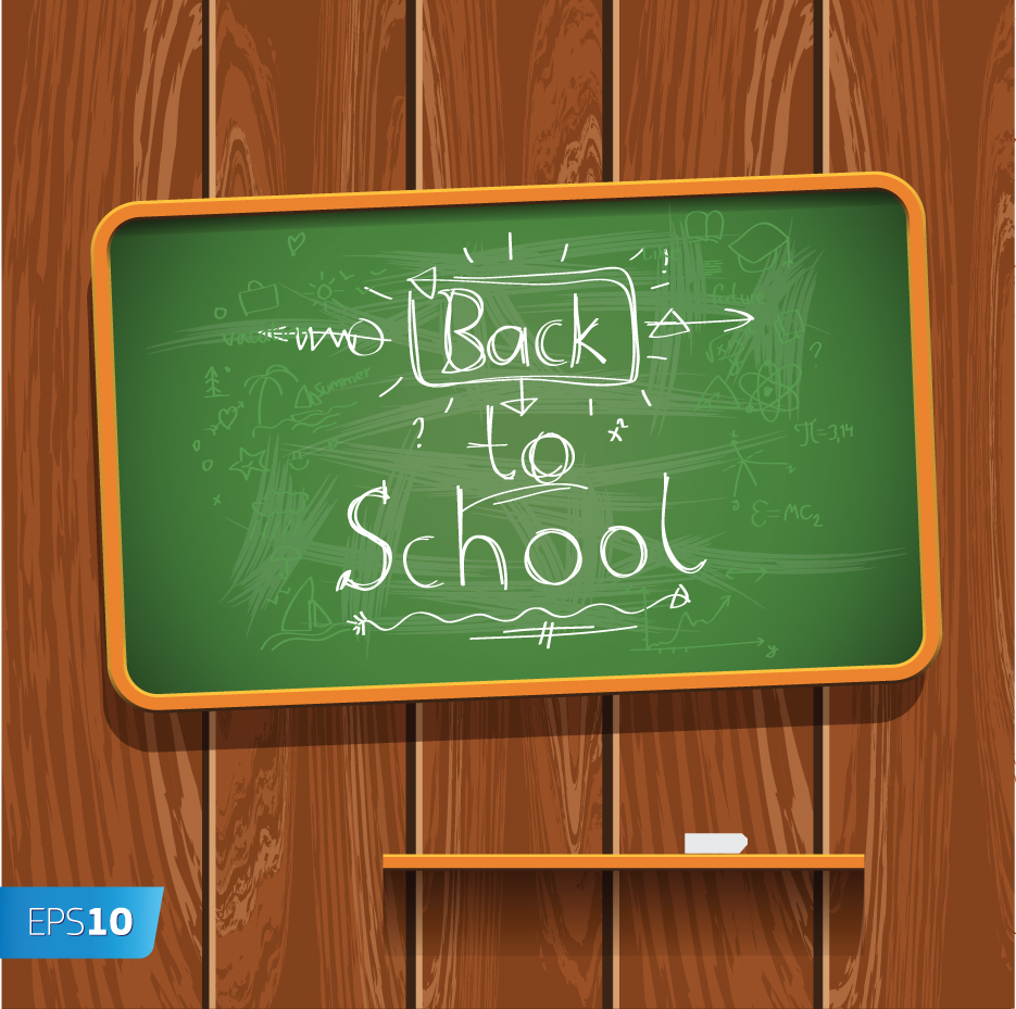back to school background - photo #18