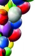 Link toFestival balloons background set 02