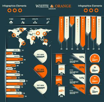 Business Infographic creative design 138
