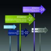 Link toBusiness infographic creative design 173