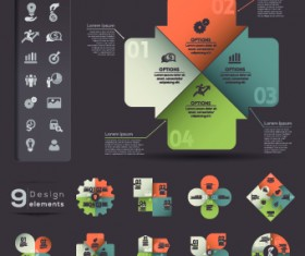 Business Infographic creative design 187