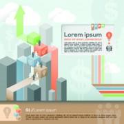 Link toBusiness infographic creative design 200