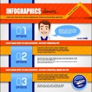 Link toBusiness infographic creative design 217