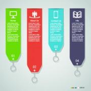 Link toBusiness infographic creative design 221
