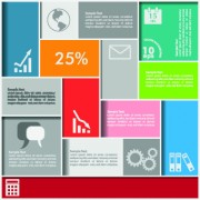 Link toBusiness infographic creative design 222