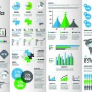 Link toBusiness infographic creative design 236