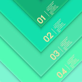 Business Infographic creative design 244