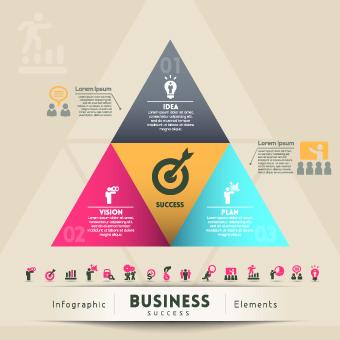 Business Infographic creative design 265