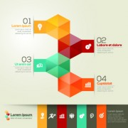 Link toBusiness infographic creative design 267