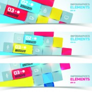 Link toCreative business banners elements vector 02