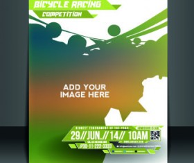 Business flyer and brochure cover design vector 68