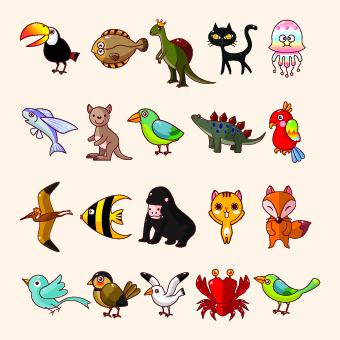 Image result for animals cartoon
