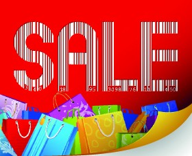 Creative Sale background