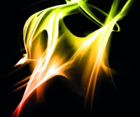 Fireworks Effect background vector 02