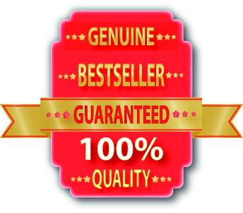 Guaranteed 100% quality label vector 01