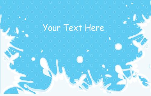 Milk with blue backgrounds vector over millions vectors stock milk with blue backgrounds vector toneelgroepblik Images