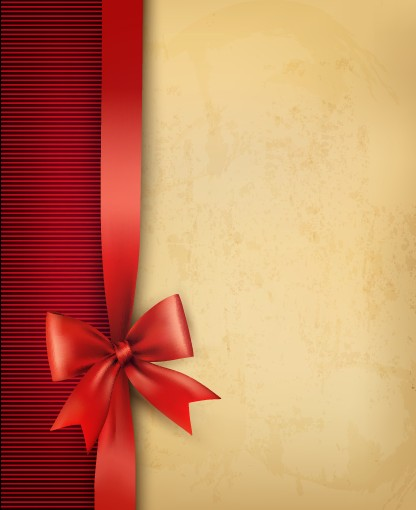paper with ribbon backgrounds 01