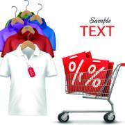 Link toCreative sale design elements vector illustration 04