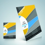 Link toStylish business flyer template design 01