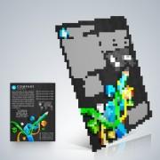 Link toStylish business flyer template design 04