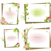 Link toPlant flowers text vector