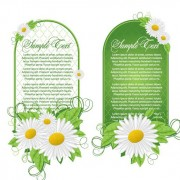 Link toFlowers green decoration vector