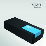 Link toVector box package design elements 02