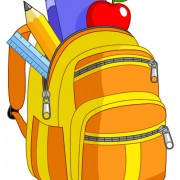 Link toColored school bag vector 05
