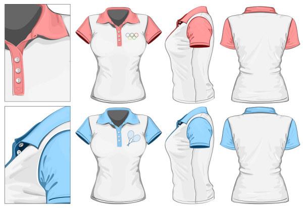 Clothes template design vector 06 vector life free download clothes template design vector 06 pronofoot35fo Choice Image