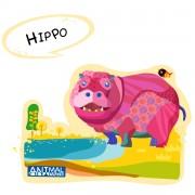 Link toDraw hippo vector
